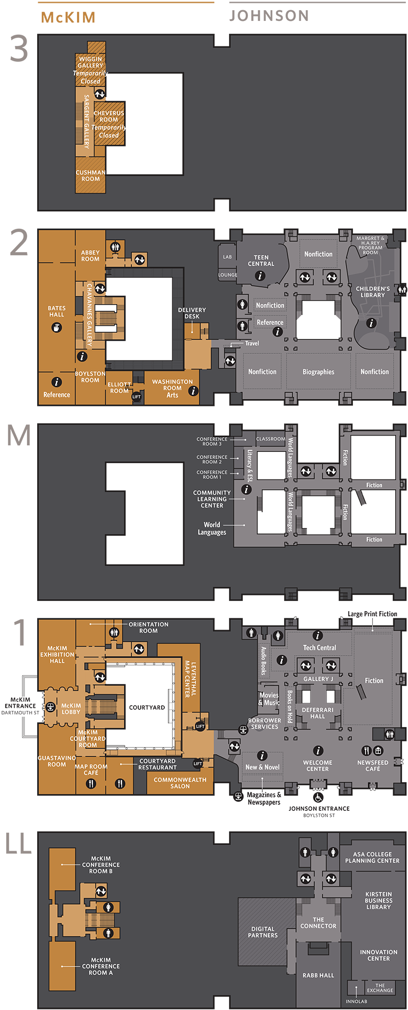 Cool Floor Plan Boston Public Library Home Interior And Landscaping Mentranervesignezvosmurscom